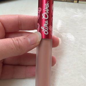 Lime Crime Liquid Lipstick // Marshmalllow